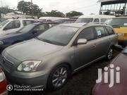 Toyota Avensis 2004 Liftback Silver | Cars for sale in Lagos State, Apapa