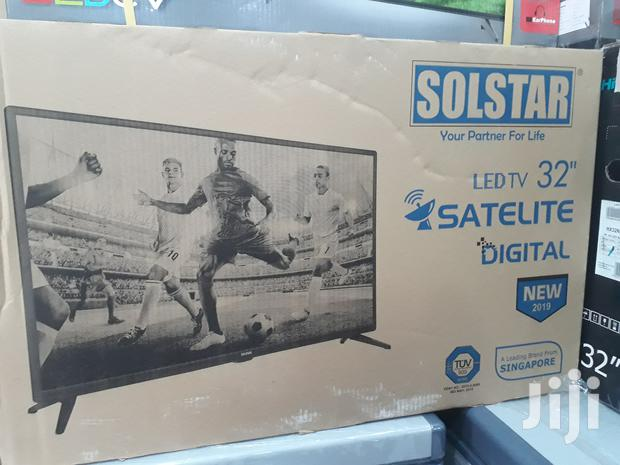 Solstar Satellite TV 32 Inch