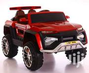 SUV 12V Kids Ride-on Car Truck With R/C Parental Remote | Red | Toys for sale in Lagos State, Ajah