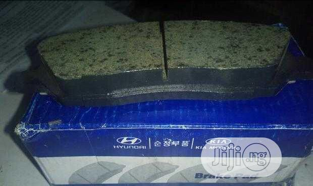Brake Pad Kia And Hyundai Motors