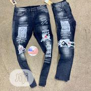 Exclusive Ripped Jeans for Unique Men | Clothing for sale in Lagos State, Lagos Island