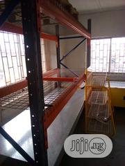 Heavy Duty Pallets Store Rack | Building Materials for sale in Lagos State, Agboyi/Ketu