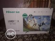 Hisense 55 Inches Android Smart UHD 4K TV 55A6103+ Free Wall Bracket | TV & DVD Equipment for sale in Lagos State, Ikorodu