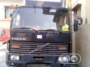 Volvo FL6 Truck With Container Body 1998