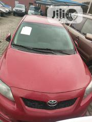 Toyota Corolla 2010 Red | Cars for sale in Lagos State, Lekki Phase 2