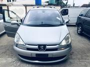 Peugeot 807 2005 Silver | Cars for sale in Lagos State, Amuwo-Odofin
