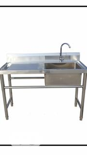 Sink Single With Side | Restaurant & Catering Equipment for sale in Lagos State, Ojo