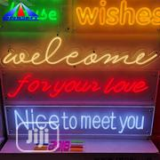 Letter Led Light | Home Accessories for sale in Lagos State, Lagos Island