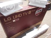 65 Inch LG UHD 4k TV TI Thinq With 2 Year Warranty | TV & DVD Equipment for sale in Lagos State, Amuwo-Odofin
