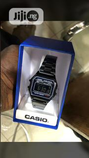 Casio Black | Watches for sale in Lagos State, Lagos Island