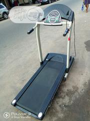 Fairly Used GYMTECH 3.5HP Treadmill With Authomatic Incline System. | Sports Equipment for sale in Lagos State, Surulere