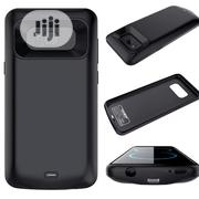 Galaxy S8 Plus Battery Case,5500mah External Power Bank Case | Accessories for Mobile Phones & Tablets for sale in Lagos State, Ikeja