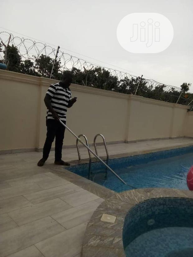 Chemicals And Equipment For Swimming Pools