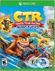 Crash Team Racing Nitro-fueled - Xbox One | Video Game Consoles for sale in Lagos State, Surulere