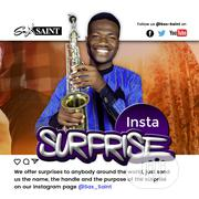 Instasurprise From Saxsaint | DJ & Entertainment Services for sale in Kwara State, Ilorin East