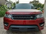Land Rover Range Rover Sport 2015 Red | Cars for sale in Abuja (FCT) State, Gwarinpa