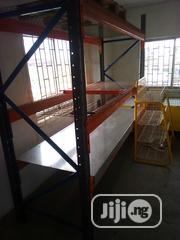 Heavyduty Pallets Store Rack Side View | Building Materials for sale in Lagos State, Agboyi/Ketu