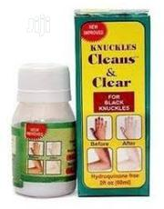 Cleans& Clear Dark Knuckles Cleaner Cream | Skin Care for sale in Lagos State, Amuwo-Odofin