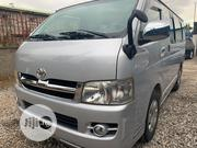 Toyota HiAce 2008 Silver | Buses & Microbuses for sale in Abuja (FCT) State, Garki 2
