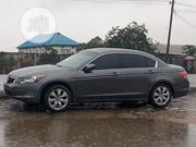 Honda Accord 2009 2.4 EX-L Gray   Cars for sale in Rivers State, Obio-Akpor