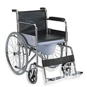 Generic Wheel Chair With Commode | Medical Equipment for sale in Abuja (FCT) State, Jabi