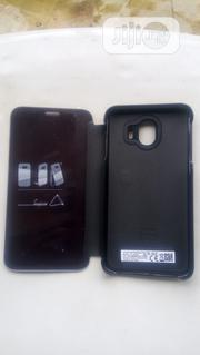 Samsung J4 Clear View Cover | Accessories for Mobile Phones & Tablets for sale in Imo State, Owerri