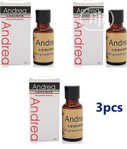 Andrea Hair Growth Essence Oil Serum- 3pcs | Hair Beauty for sale in Lagos State, Lagos Mainland