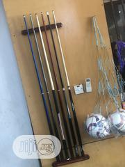 Original Snooker Stick With Snooker Stick Bag   Sports Equipment for sale in Lagos State, Agege