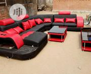 8 Seater L Shaped Quality Sofa | Furniture for sale in Lagos State, Ojo