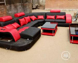 8 Seater L Shaped Quality Sofa