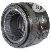 Yongnuo YN 50mm F/1.8 Lens For Nikon F | Accessories & Supplies for Electronics for sale in Lagos State, Ikeja