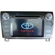 Toyota Tundra And Sequoia 2007-2013 Car Dvd Player With Reverse Camera | Vehicle Parts & Accessories for sale in Lagos State, Ojo