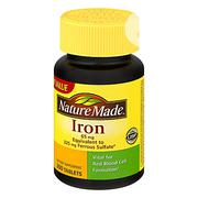 Nature Made Iron Vital for Red Blood Cells -250tablets | Vitamins & Supplements for sale in Lagos State, Surulere