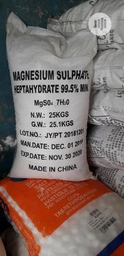 Magnesium Sulphate | Manufacturing Materials & Tools for sale in Lagos State, Ojota