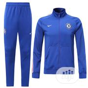 Chelsea Up Down Champions 19-20 Tracksuit | Clothing for sale in Lagos State, Lagos Mainland