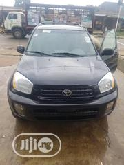 Toyota RAV4 2003 Automatic Black | Cars for sale in Lagos State, Isolo