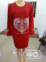 Red Turkey Top With Side Pockets | Clothing for sale in Abuja (FCT) State, Gwarinpa