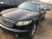 Infiniti FX 2004 Black   Cars for sale in Lagos State, Isolo