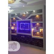 Pop Wall Recess/Tv Area Design Service | Building & Trades Services for sale in Lagos State, Ajah
