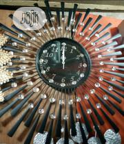 Design Wall Clock | Home Accessories for sale in Lagos State, Lekki Phase 1