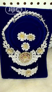 The Rose-Imbued Petal 4-In-1 Jewelry Set | Jewelry for sale in Lagos State, Ikotun/Igando