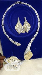 Hanging Choker Necklace Set | Jewelry for sale in Lagos State, Ikotun/Igando