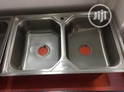 Double Bowl Sink | Restaurant & Catering Equipment for sale in Lagos State, Orile