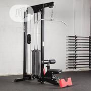 American Fitness Commercial Executive Lat Pulldown Machine | Sports Equipment for sale in Rivers State, Port-Harcourt