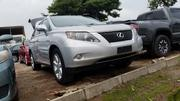 Lexus RX 2011 Silver   Cars for sale in Abuja (FCT) State, Wuse II