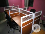 Glass Partition Office Workstation(103) | Furniture for sale in Lagos State, Victoria Island