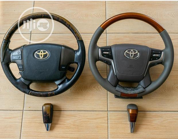 Toyota Steering Wheels