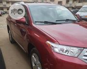 Toyota Highlander 2013 Limited 3.5l 4WD Red | Cars for sale in Lagos State, Ikeja