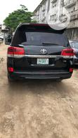 Toyota Land Cruiser 2012 Black | Cars for sale in Victoria Island, Lagos State, Nigeria