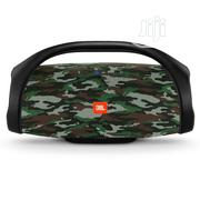 JBL Boombox Portable Wireless Bluetooth Speaker Camouflage   Audio & Music Equipment for sale in Lagos State, Ikeja